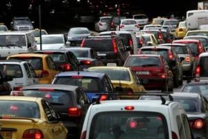 Κυκλοφοριακές ρυθμίσεις στην Αττική λόγω Ολυμπιακής Φλόγας: Ποιοι δρόμοι είναι κλειστοί - Που παρατηρείται μποτιλιάρισμα