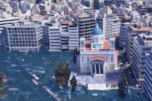 Κλιματική αλλαγή: Έτσι θα είναι ο Πειραιάς και η Θεσσαλονίκη στο μέλλον