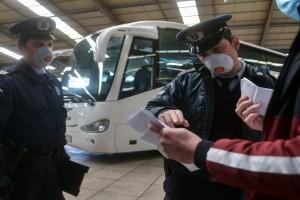Μόνο με αρνητικό rapid test τα εισιτήρια σε ΚΤΕΛ και τρένα