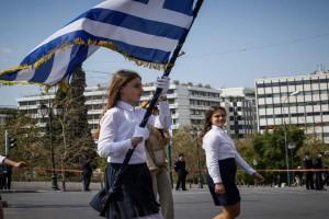 Θεσσαλονίκη: Ματαιώθηκε λόγω πένθους για τη Φώφη Γεννηματά η μαθητική παρέλαση