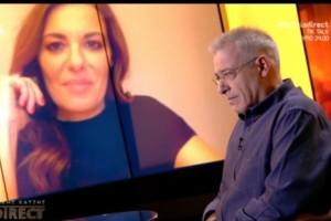 Θρίλερ μες στην νύχτα για Νίκο Μάνεση και Φαίη Μαυραγάνη - Αγωνία στο ζευγάρι