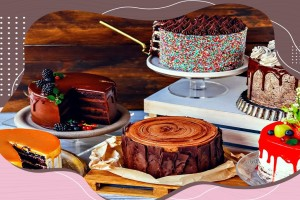 Λαχταριστά cakes & cupcakes για να ευωδιάσει το σπίτι... μαμά!
