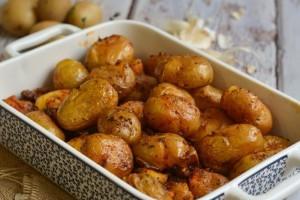 Μαρινάδα για τις πιο μελωμένες και μαλακές πατάτες φούρνου