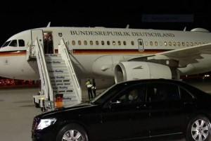 Άνγκελα Μέρκελ - Έφτασε στην Αθήνα: Η τελευταία επίσημη επίσκεψη ως καγκελάριος