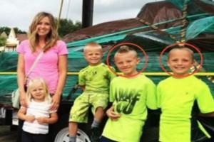 37 χρονη μητέρα άφησε τα παιδιά της μόνα τους όταν ένιωσε φρικτούς πόνους στις ωοθήκες - Όταν όμως τα είδε ξανά...
