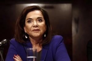Ντόρα Μπακογιάννη: «Ο καρκίνος πολεμιέται, δε θα το βάλω κάτω»