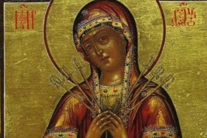 Η θαυματουργή Παναγία με τα επτά σπαθιά - Η πιο ασυνήθιστη εικόνα της Θεοτόκου
