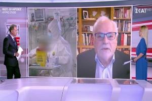 Εφιάλτική πρόβλεψη Γιώργου Παυλάκη: «Πολύ καλό σενάριο η παράταση της πανδημίας ως το 2022 - Τα εμβόλια δεν φτάνουν» (Video)