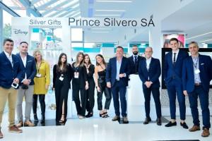 Η Prince Silvero στην 74η έκθεση «Σύγχρονες Δημιουργίες» Greek Jewelry Show