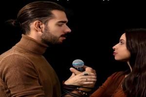 """Ο Γιώργος Χουβαρδάς και η Κωνσταντίνα Κορδούλη με """"Φωνές Δεμένες"""" στο FAUST"""