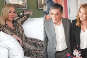 «Βόμβα» για την Τατιάνα Στεφανίδου: Στο φως η άγνωστη σχέση της με τον γιο του Ευαγγελάτου από τον πρώτο του γάμο