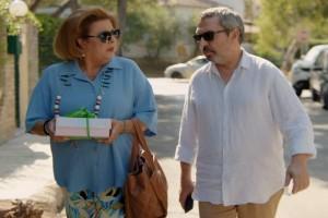 Συμπέθεροι από τα Τίρανα: Εξελίσσεται ο παράνομος έρωτας της Πένης με τον Μπουκουράν