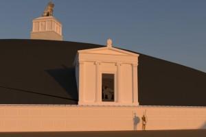 Ανοίγει τις πύλες του ο Τύμβος Καστά στην Αμφίπολη