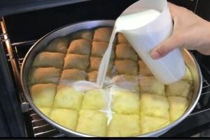 Αφράτη τυρόπιτα με γάλα και 12 φύλλα!