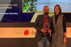 Διάκριση της Ολυμπιακής Ζυθοποιίας στα HR Awards 2021