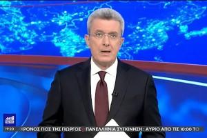Έκτακτη ανακοίνωση στον ΑΝΤ1 για τον Νίκο Χατζηνικολάου