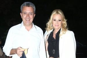 «Κόκκαλο» η Κρίστη Τσολακάκη: «Έπιασε» τον Νίκο Χατζηνικολάου με αυτή τη γυναίκα