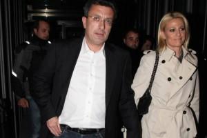 Ανακοίνωσε δημόσια τα ευχάριστα ο Νίκος Χατζηνικολάου - Συγκινημένη η Κρίστη Τσολακάκη