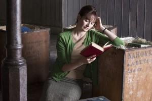 Το Βιβλιοπωλείο της Κυρίας Γκριν