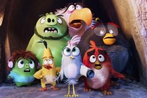 Angry Birds: H Ταινία 2