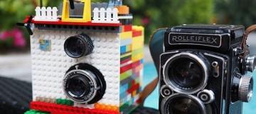 Φοβερό: Κάμερα από LEGO εκτυπώνει φωτογραφίες στη στιγμή! (photos+video)