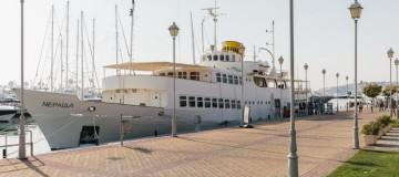 Το Πλωτό Μουσείο Νεράιδα ξανά στη Μαρίνα Φλοίσβου! (photos)