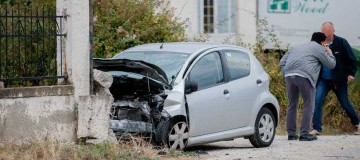 Τραγωδία: Νεκρή σε τροχαίο η Ισμήνη Βαλδούμα! Εικόνες από τον τόπο του δυστυχήματος!
