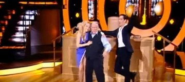 DWTS: Ο χορός του Κώστα Βουτσά στο πλευρό του Ανανιάδη! Η πιο συγκινητική στιγμή... (video)