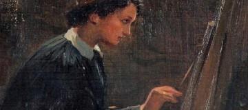 Σαν σήμερα στις 19 Μαρτίου το 1900 έφυγε από την ζωή η πρώτη Ελληνίδα ζωγράφος, Ελένη Μπούκουρα - Αλταμούρα!