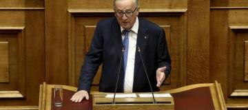 """Γιούνκερ προς Τουρκία: """"Απελευθερώστε τους δύο Έλληνες στρατιωτικούς"""""""