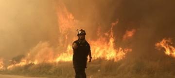 Πολύ υψηλός κίνδυνος πυρκαγιάς σήμερα, Κυριακή! - Ποιες περιοχές «κινδυνεύουν»;