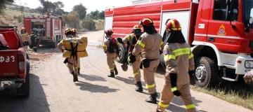 Προσοχή: Πολύ υψηλός ο κίνδυνος πυρκαγιάς σήμερα, Σάββατο! - Ποιες περιοχές κινδυνεύουν;