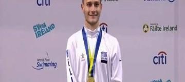 Ένα ακόμα μετάλλιο για την Ελλάδα: Πρωταθλητής Ευρώπης ο Αντώνης Μιχαλεντζάκης!