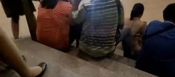 Έπος: Φωτογράφιζε κρυφά γυναίκες, αλλά τον πρόδωσε το φλας (video)