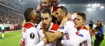 """Ολυμπιακός: Οι πιθανοί αντίπαλοι στους """"32"""" του Europa League!"""