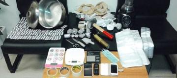 Εξαρθρώθηκε κύκλωμα κοκαΐνης και χασίς απο Έλληνες και αλλοδαπούς στη Θεσσαλονική