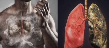 Κάπνισμα: Όποιος βλέπει αυτό το βίντεο 6 δευτερολέπτων, κόβει επιτόπου το τσιγάρο! (video)