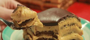 Chocotorta από την Αργεντινή: Γλυκάκι με μπισκότα, καραμέλα γάλακτος και τυρί κρέμα!
