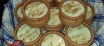 Ρυζόγαλο: Κλασικό και αγαπημένο γλύκισμα που τρώγεται όλες τις ώρες της ημέρας