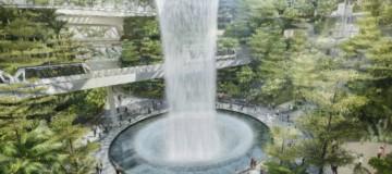 Σιγκαπούρη: Ετοιμάζεται ο εντυπωσιακός καταρράκτης 40 μέτρων!
