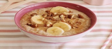 Εύκολο πρωινό με μπανάνες και βρώμη!
