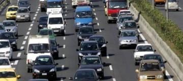 Κυκλοφοριακό κομφούζιο στους δρόμους της Αθήνας!  Δείτε που εντοπίζονται προβλήματα! (photo)