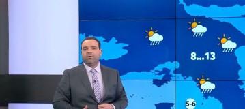 Η πρόβλεψη του Κλέαρχου Μαρουσάκη για τον καιρό του Σαββατοκύριακου: Προσοχή σ' αυτές τις περιοχές! (Video)