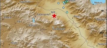 Σεισμός 4,4 Ρίχτερ στην Τουρκία