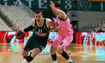 Euroleague: Σούπερ ο Χεζόνια, αλλά ήττα για τον Παναθηναϊκό
