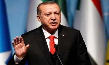 """Νέο show Ερντογάν - """"Ισχυρή ΕΕ χωρίς τη στήριξη της Τουρκίας δεν μπορεί να υπάρξει"""""""