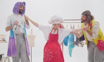 «Ο Ραφτάκος των λέξεων»: Μια διαδραστική παιδική παράσταση στο διαδίκτυο