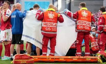 Euro 2020: Κατέρρευσε στο γήπεδο ο Έρικσεν - Δίνουν μάχη οι γιατροί για να τον κρατήσουν στη ζωή