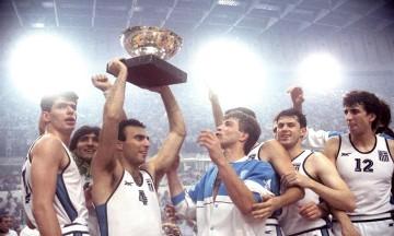 Αφιέρωμα Ευρωμπάσκετ 1987: Η νίκη της Ελλάδας επί της Σοβιετικής Ένωσης που σήμανε την εκτόξευση ολόκληρου του ελληνικού αθλητισμού