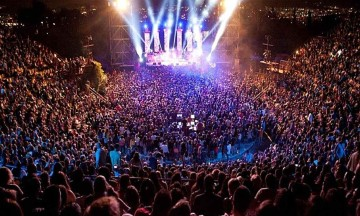 Φεστιβάλ Βράχων: Αναβάλλεται λόγω κακοκαιρίας η αποψινή έναρξη